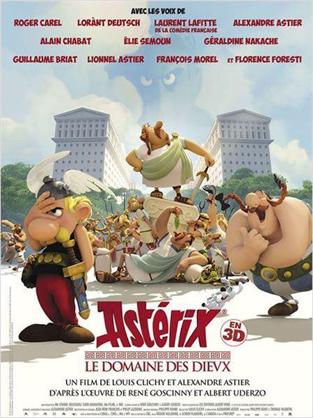 Astérix - Le Domaine des Dieux | https://www.youtube.com/watch?v=U6y63JW_qv0