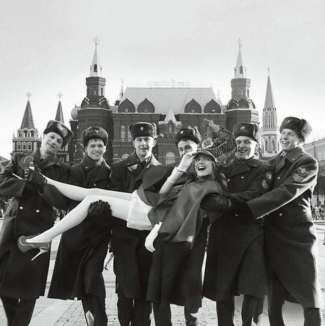 From Russia with love New post on www.zanderscorner Natalia Vodianova