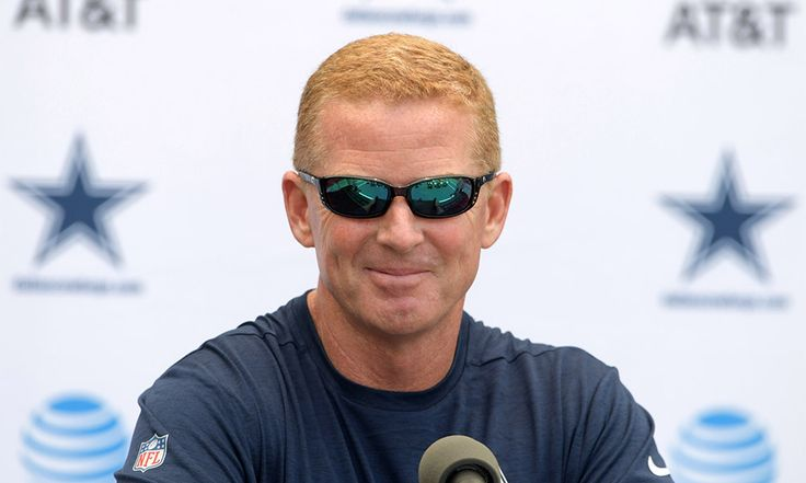 Jason Garrett repeated the same response 10 times when asked about Lucky Whitehead