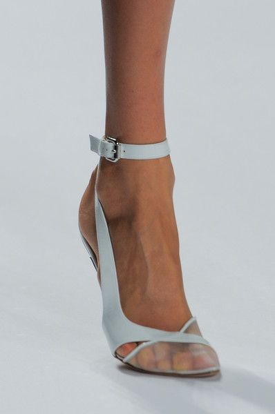 I don't wear as many heels as I used to considering my job but these are fabulous. J. Mendel Spring 2014
