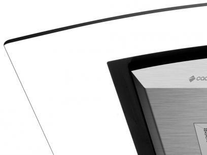 Coifa de Parede Cadence Inox 90cm 3 Velocidades - Gourmet CFA390 com as melhores condições você encontra no Magazine Edisonmaciel. Confira!