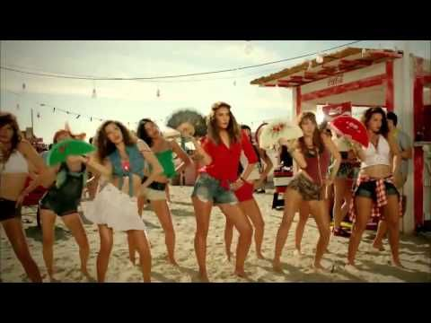 Özcan Deniz & Sıla Coca-Cola Yeni Reklam Filmi - Aç Bir Coca Cola