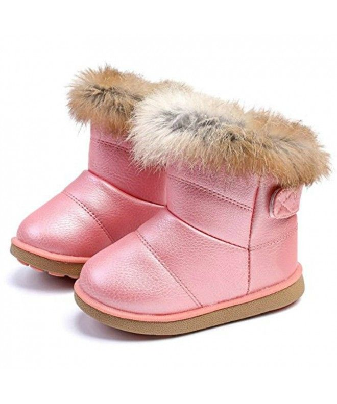 Girls Snow Boots Outdoor Children Winter Warm Shoes A88 - Pink -  CL183RWCOGA | Toddler girl shoes, Girls shoes kids, Girls snow boots
