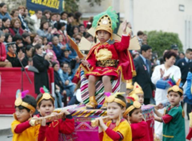 Fiestas Patrias