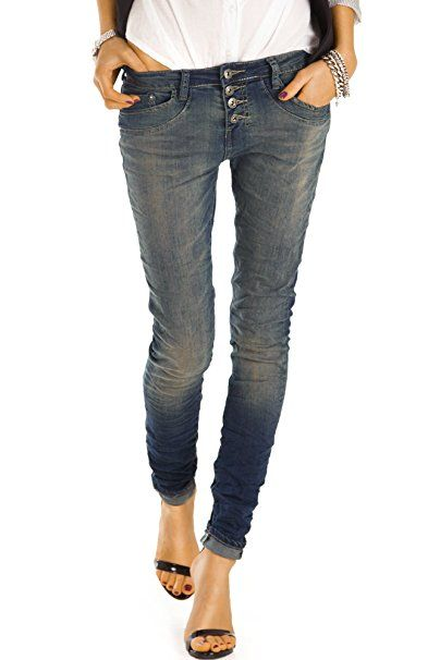 6b1e0e34ca1 Bestyledberlin Damen Jeans
