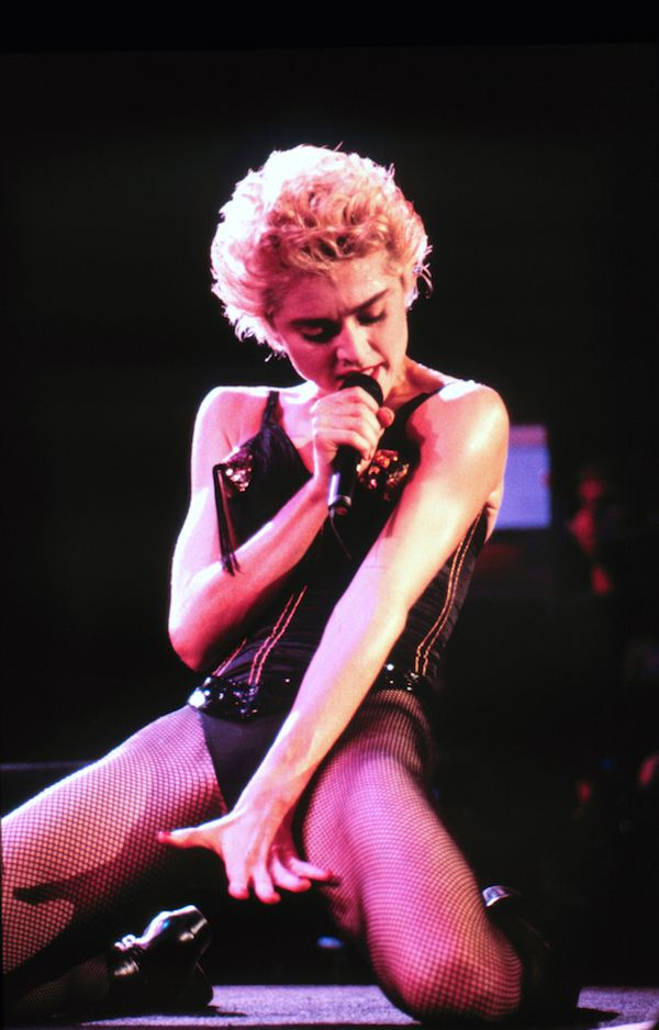 On December 1 1992, the Mayor of Los Angeles announced a Frederick's Of Hollywood Day to celebrate the return of Madonna's bustier which was stolen during the Los Angeles riots.