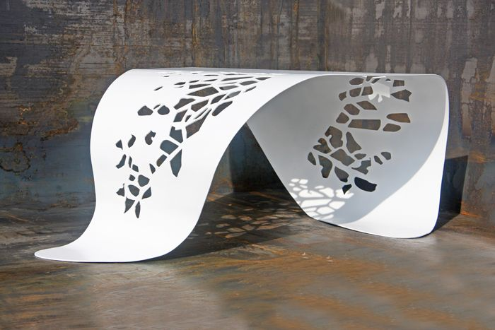 Leaf Table, Alina Turdean & Anca Trestian