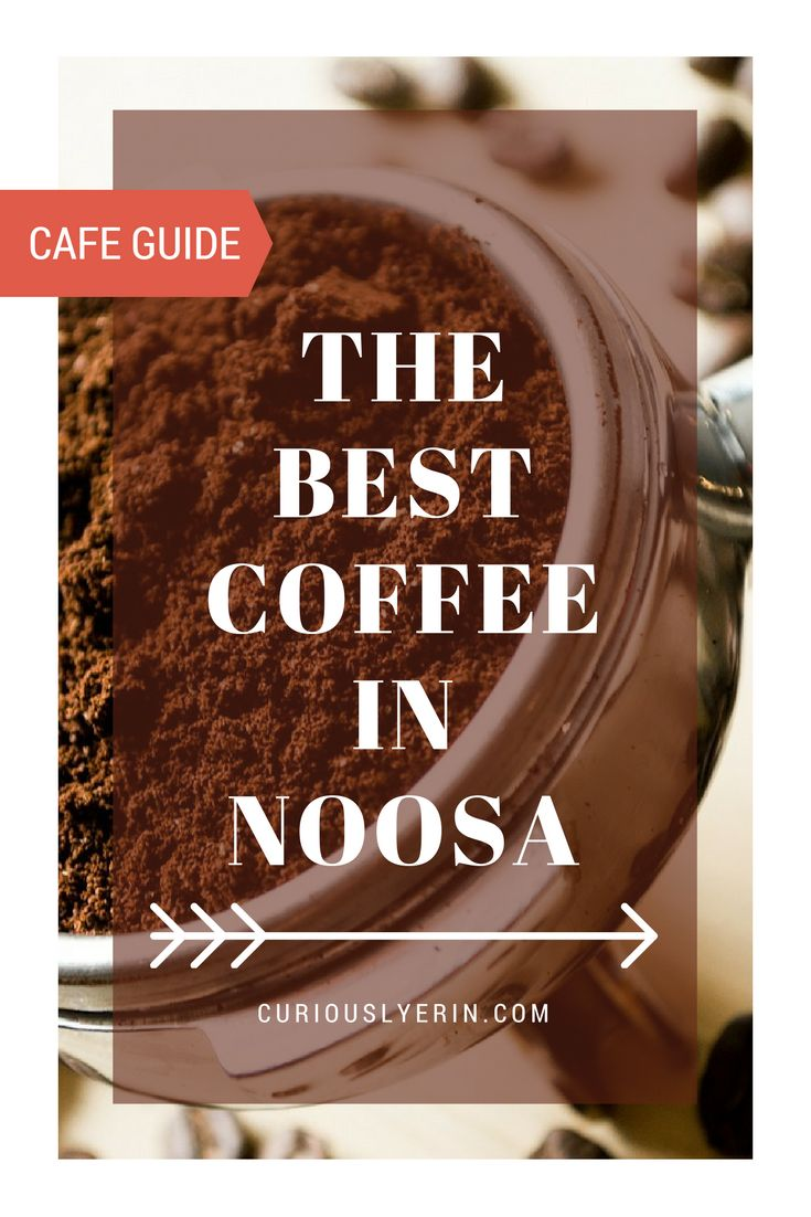 Where to find the best coffee in Noosa, Queensland. Click to find out.