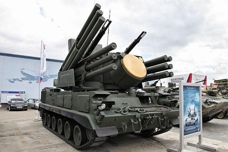 File:Pantsir-S1 (tracked) - Engineering Technologies 2012 -1.jpg