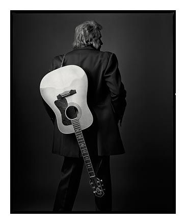 Johnny Cash - Mark Seliger. I would love to take a photo like this