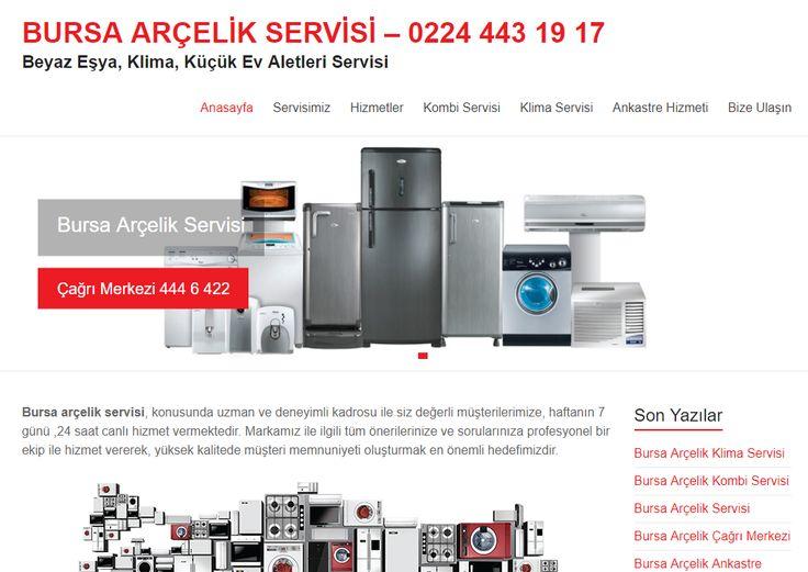 bursa.servis-arcelik.com bursa arçelik servisi - bursa servisi arçelik - arçelik servisi bursa