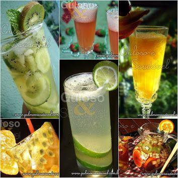 Você é fã de drinks e sem álcool? Experimente nossa seleção de receitas e seja mais um aficionado. 10 Receitas Deliciosas e Saudáveis de Drinks Sem Álcool!  Artigo aqui => http://www.gulosoesaudavel.com.br/2014/12/31/receitas-deliciosas-saudaveis-drinks-sem-alcool/