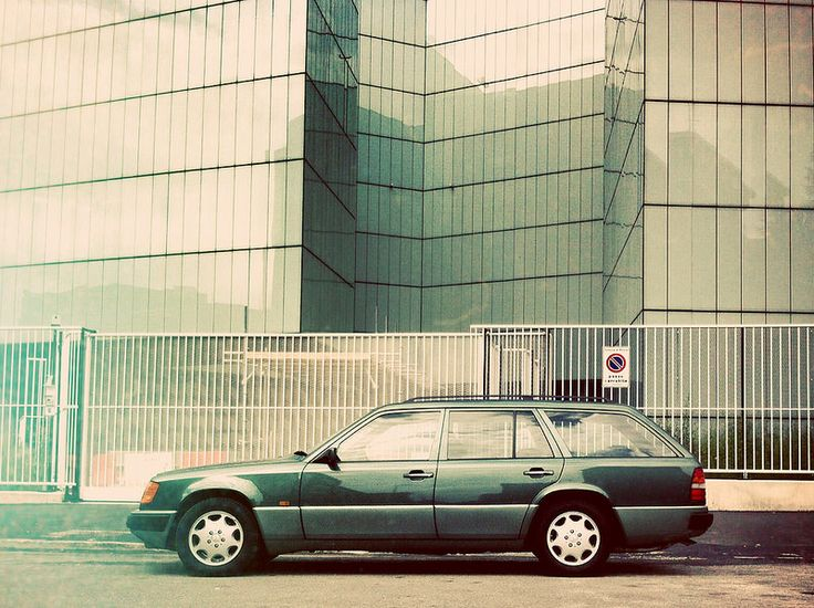 #mercedes #w124 #s124 #wagon #estate #kombi #officinasupersprint