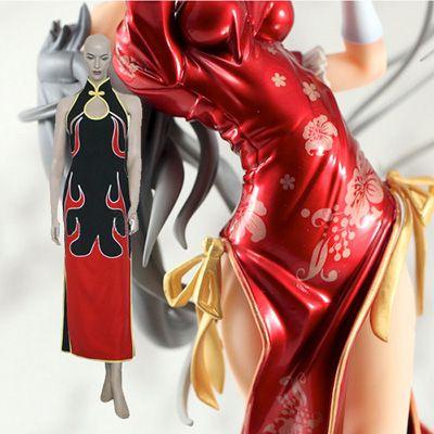 Ikki Tousen Battle Vixens Ikki Tousen Cheongsam Cosplay Outfits