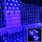 LED Lichternetz Lichterkette Weihnachten Garten 4.5×1.6M Halloween 300LED 8 …  – Innenraum-Beleuchtung