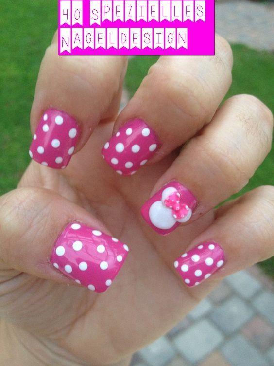 40 Special Nail Design # Frühling # Thumbnail Design # Sommer – Nail Sticker …