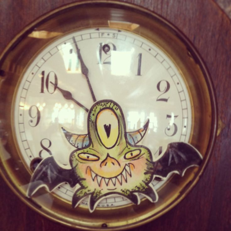 Halloween countdown is on time with monster 18! #31monsterz @Josh McInerney