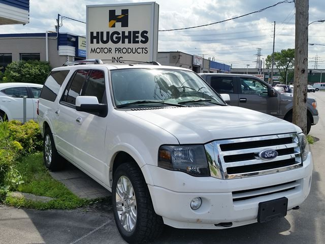 2011 Ford Expedition, EL, Limited,  Automatic. Other Features Included: Aluminum Wheels, 4WD, All Power Options, Leather Seats, Entertainment System and much more.