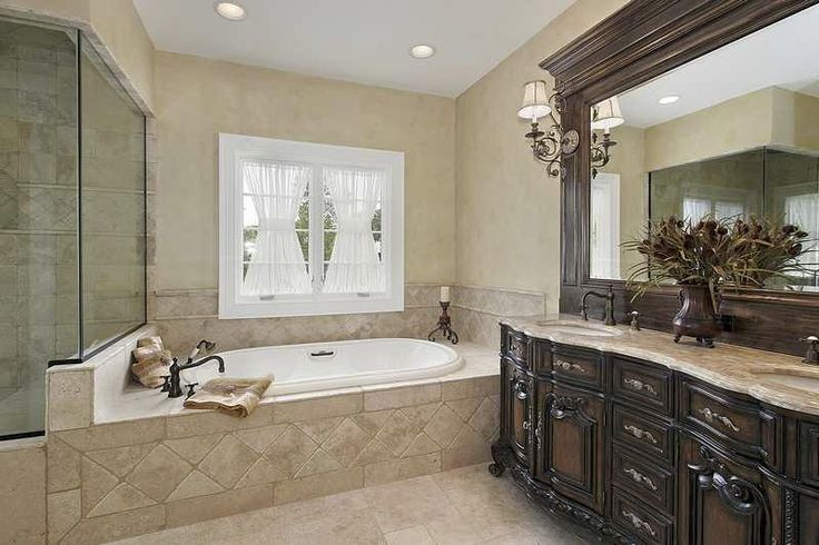 Best 25 luxury master bathrooms ideas on pinterest for Bathroom remodel picture gallery
