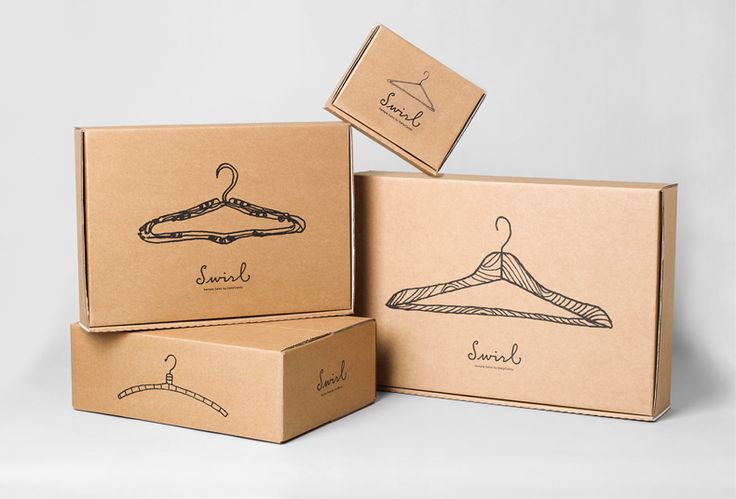 packaging for swirl by apartment one