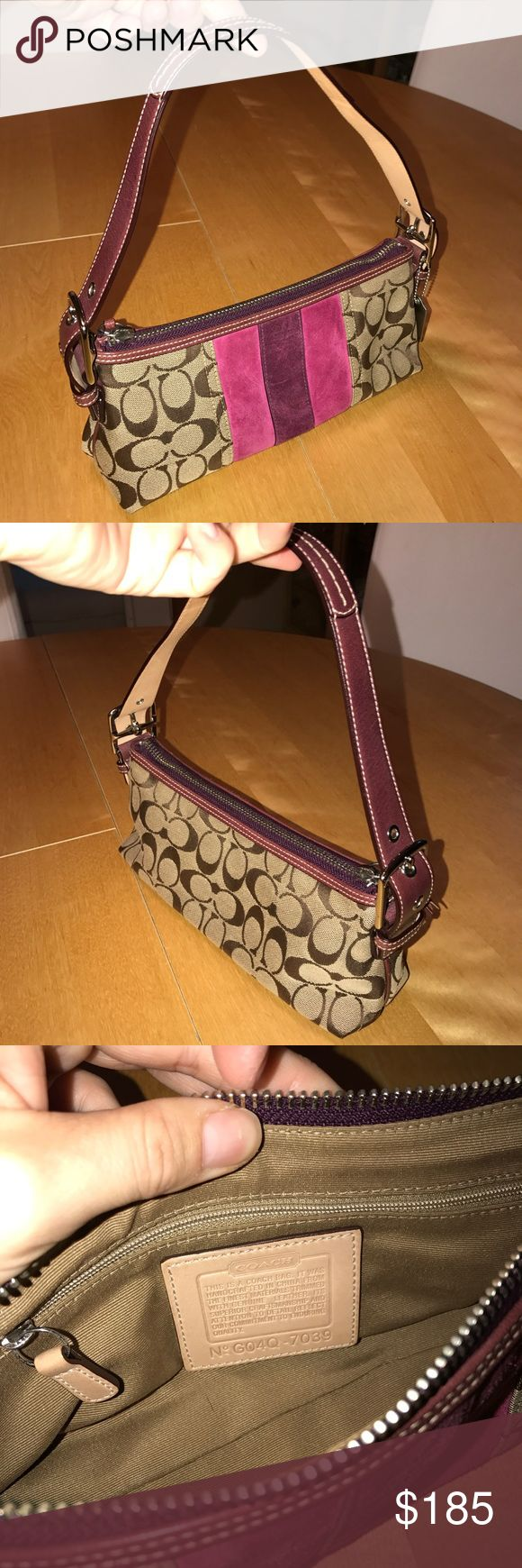 Ari-Embroidered Handbag from Kashmir with Wood Handles - Velvet with Leather - Color Elfenbein Color Exotic India tqFjPIA79j