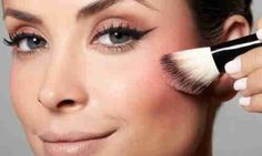 Yüzü Zayıf Göstermek makyaj yardımıyla nasıl olur, Toplu yüz yapısından şikayet eden bayanlar daha ince bir yüz yapısına kavuşabilmek için makyaj...