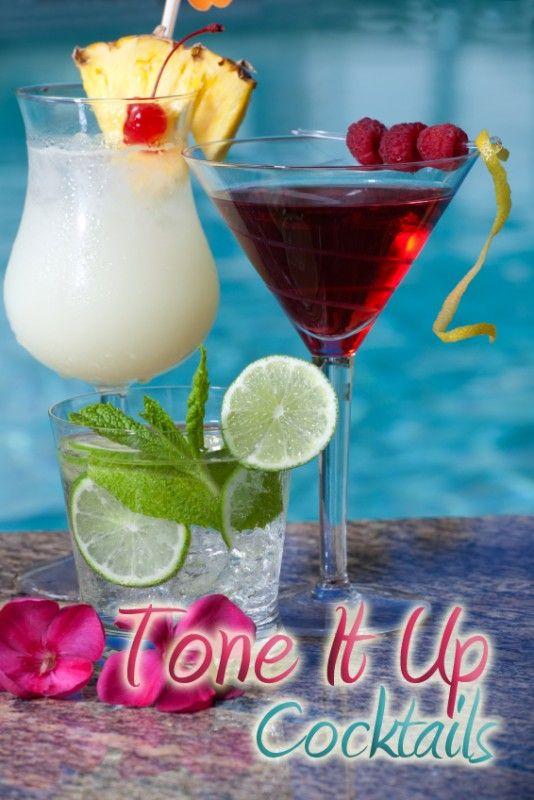 TIU Cocktails.