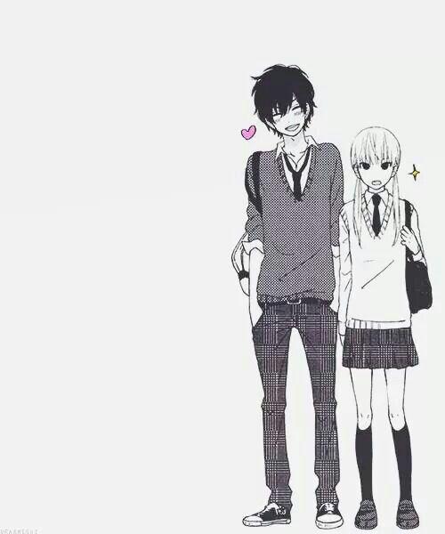 Haru, Tonari No Kaibutsu-kun