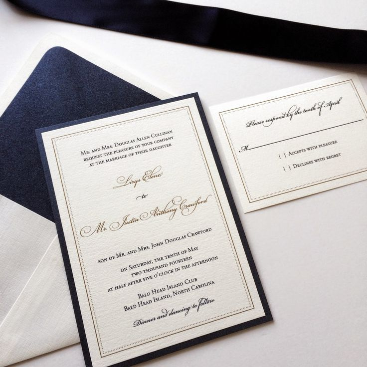 Thermography Weding Invitations 020 - Thermography Weding Invitations