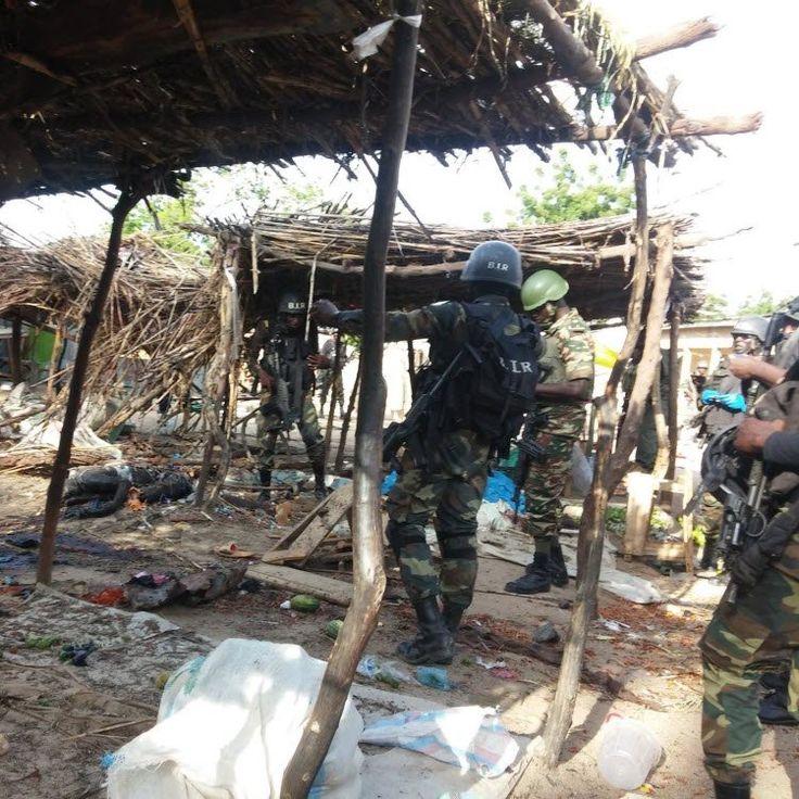 CAMEROUN :: Appel au redoublement de la solidarité et au renforcement de la cohésion nationale après le double attentat terroriste de KERAWA :: CAMEROON