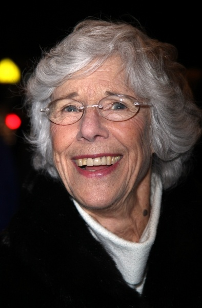 Frances Sternhagen, 83 today.  As an actress, she's had multiple roles. She may be best known to TV audiences as Esther Clavin, mother of John Ratzenberger's Boston postman character Cliff Clavin, on the long-running series Cheers for which she received two Emmy Award nominations.