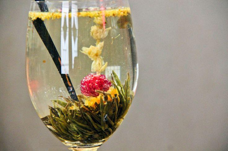 #Scented #Tea #花茶