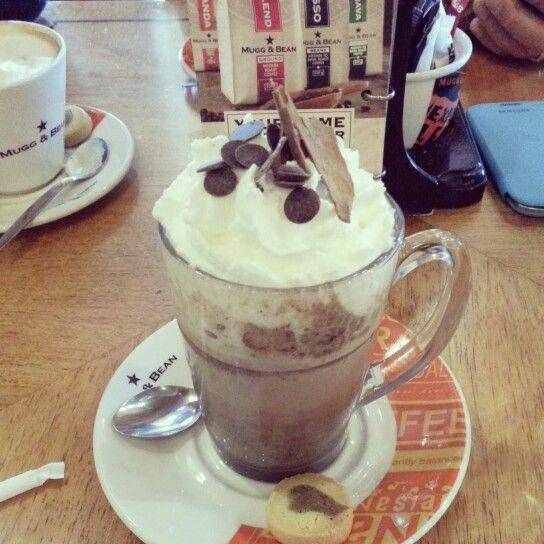 Coffee at Mugg n Bean :)