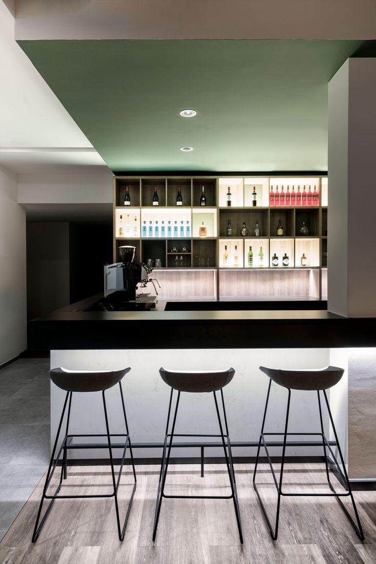 counter, design, nestor Hotel Neckarsulm by DIA – Dittel Architekten