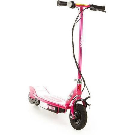 Scooter Razor E100 Electric Pink - Electric Scooters