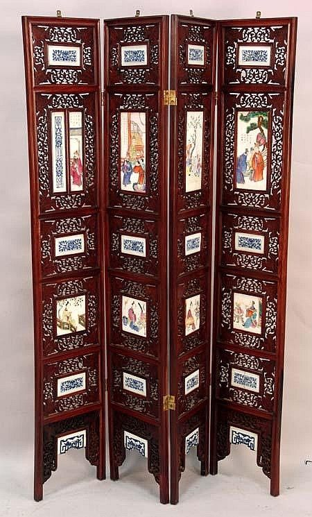 10 Best Victorian Decoupage Screens Images On Pinterest