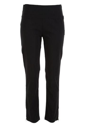 Threadz clothing 7/8 Zip Hem Pant - Womens Pants - Birdsnest Online Fashion Store