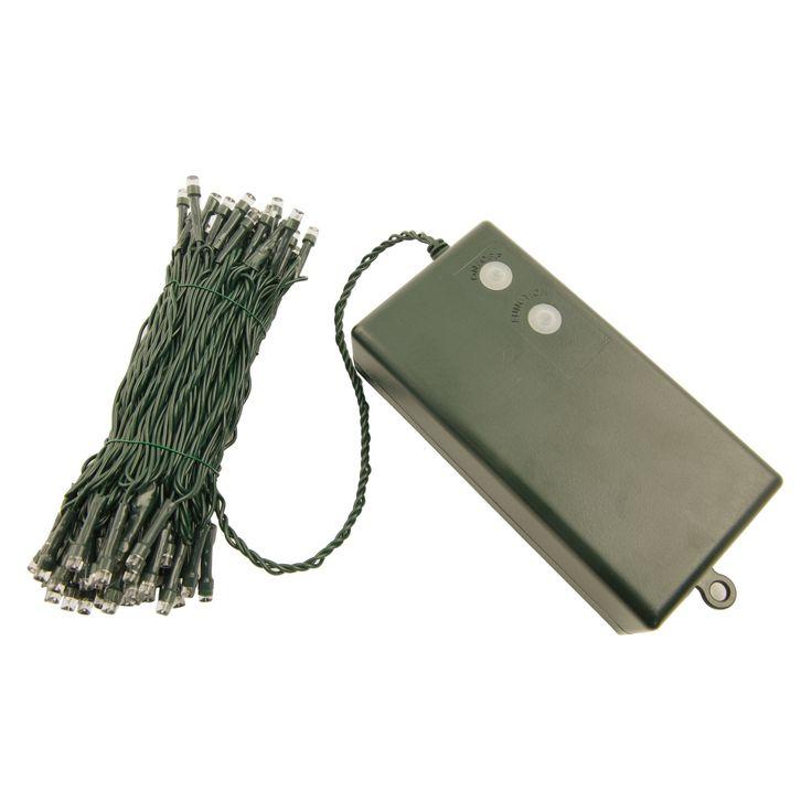 Flipo Warm White 200 LED Battery Operated String Lights - LAG-200LED-WWT