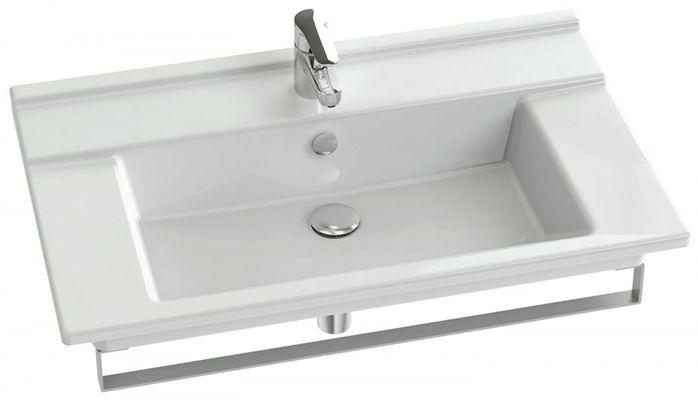 Plan Vasque Et Meuble Struktura 77 Cm 1 Tiroir Jacob Delafon Plan Vasque Vasque Vasque Lavabo