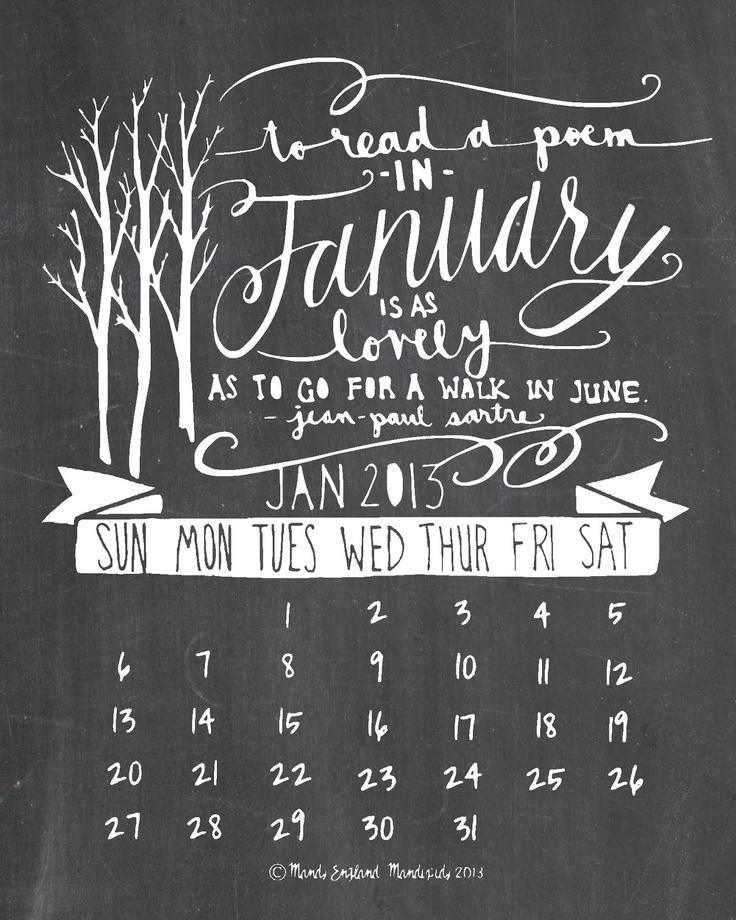Diy Quote Calendar : Best calendar ideas on pinterest