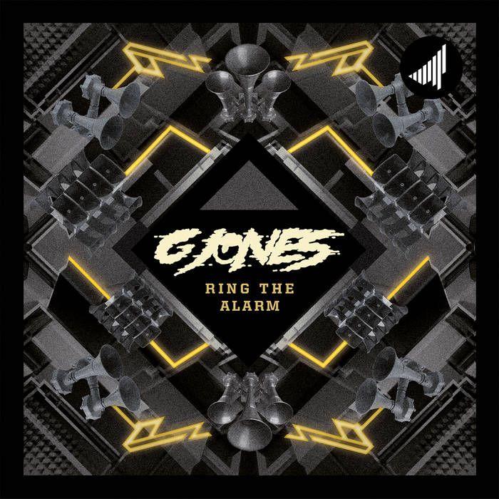 G Jones - Ring The Alarm (STRTEP026) + (STRT008) | SATURATE!RECORDS
