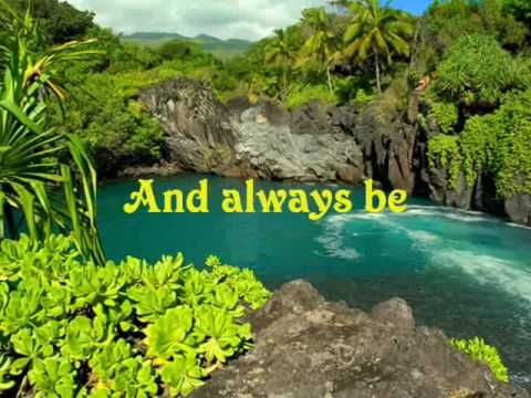 My Island Home Maui Lyrics
