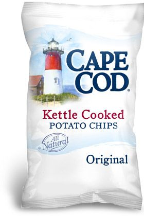 cape cod potato chips...literally THE best! All thier Kettle Cooked chips are Gluten Free!!!! <3