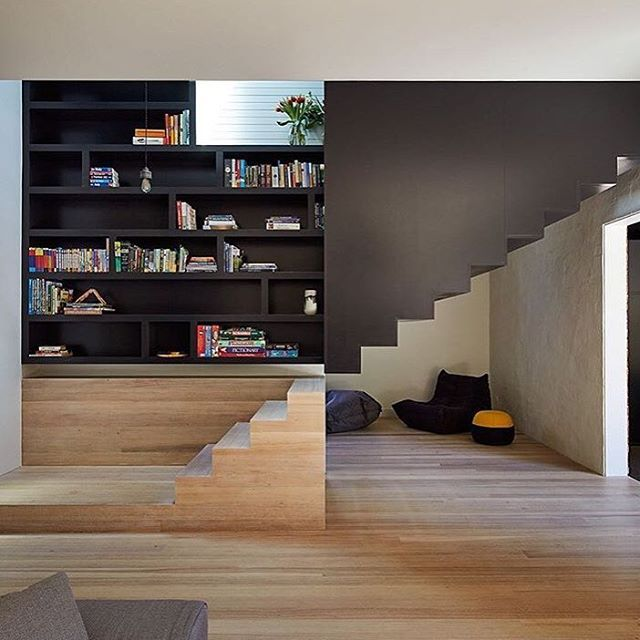 Positive And Negative Staircase Designed By Make Architecture