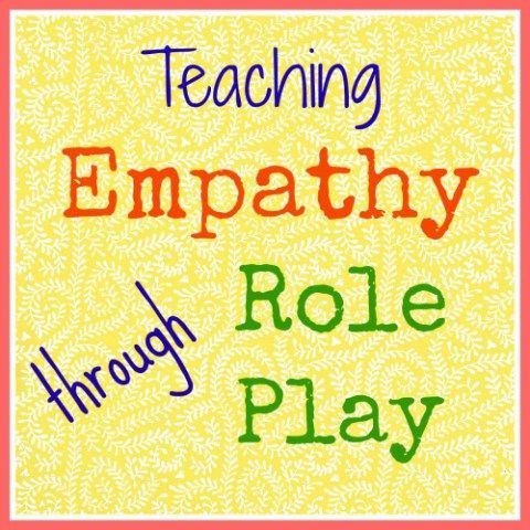 Teaching Empathy through Role Play [the House of Hendrix}
