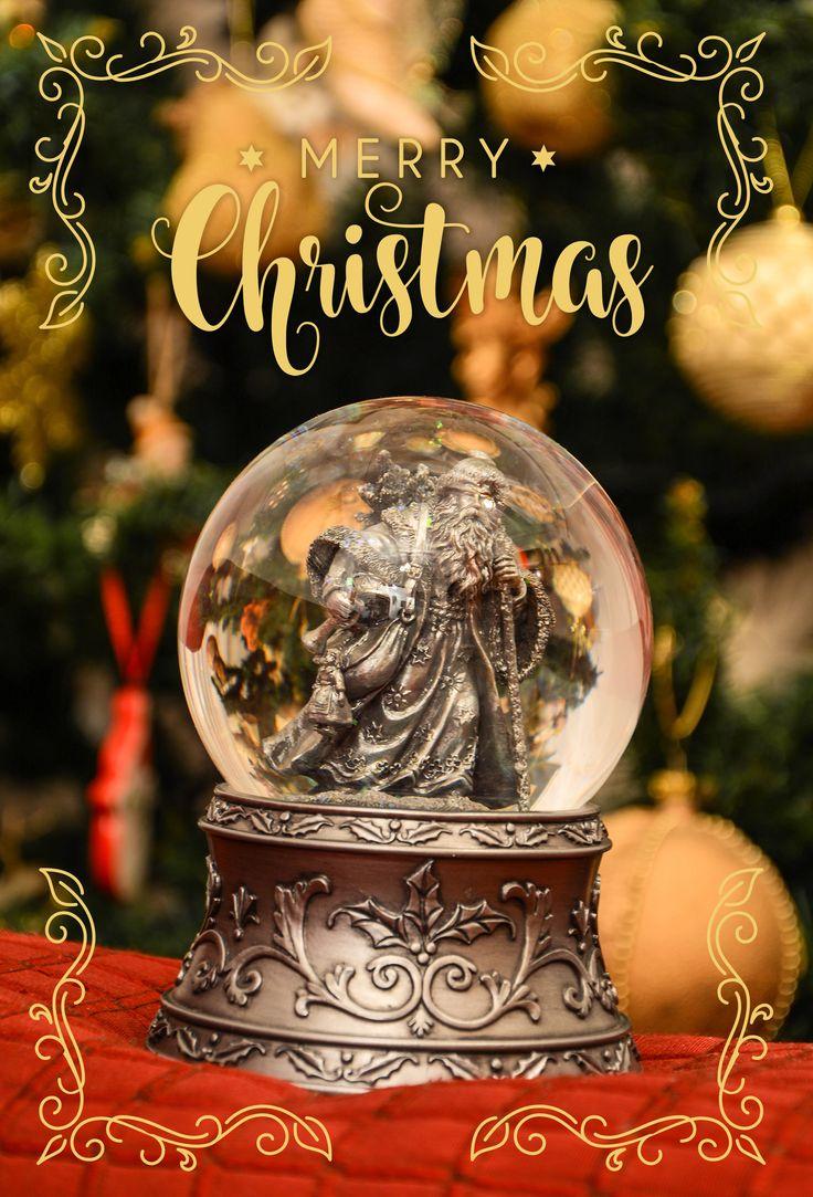 Make sure to check your Christmas tree tonight, he's coming..!