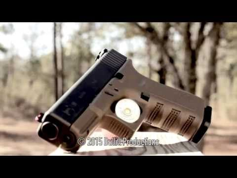BEST WAY TO INSTALL GLOCK SIGHTS (WITHOUT A SIGHT PUSHER) - YouTube