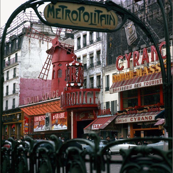 Moulin Rouge - Hans Mauli