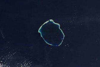Enewetak Atoll, Pacific Ocean