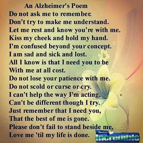 Pin By Lynne Nye On Elderly Care Poems And Sayings